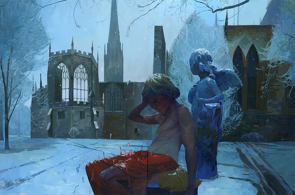 Andrew Hem - Cold World