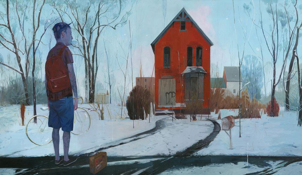 Andrew Hem - Tell the World I'm Coming Home
