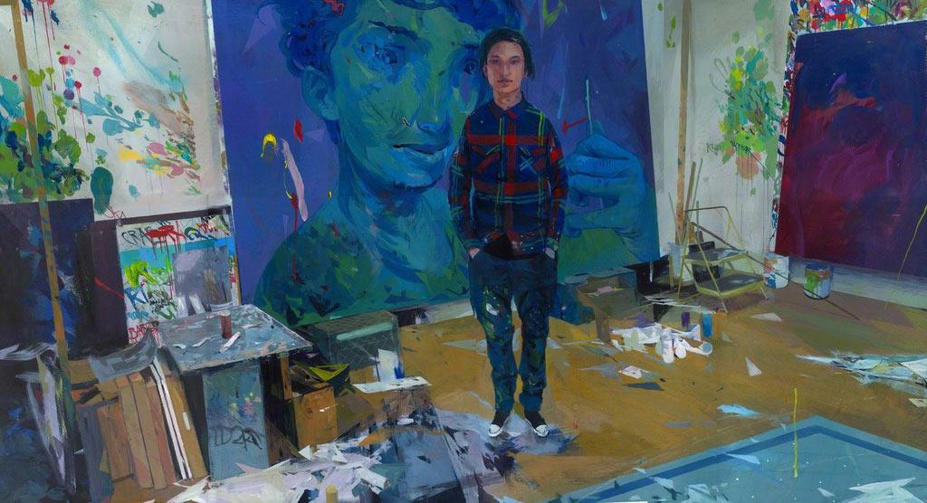 Andrew Hem - The Street Artist
