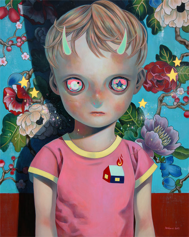 Hikari Shimoda - Child on the Edge