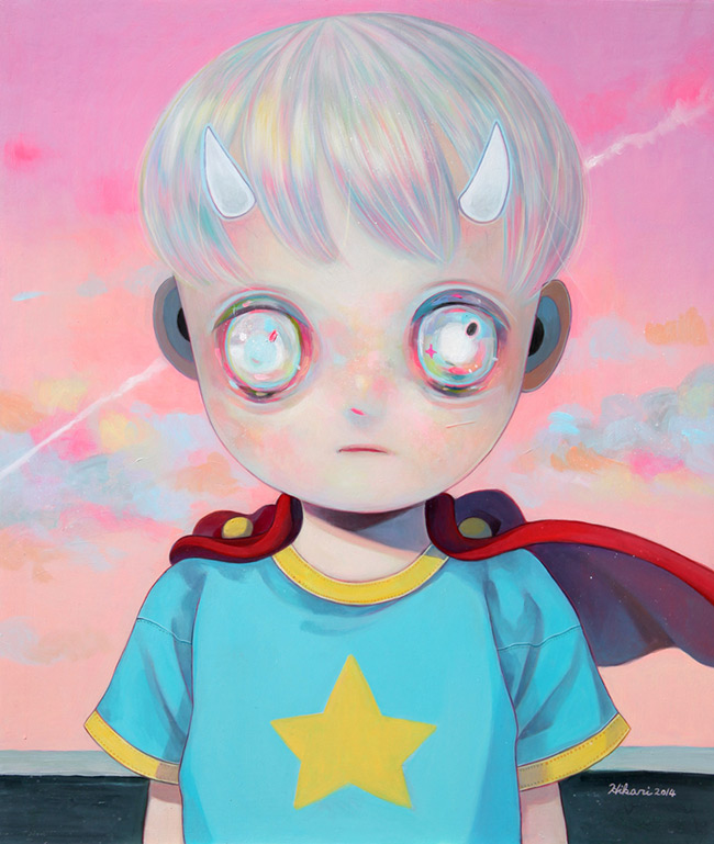 Hikari Shimoda - Children of this Planet 14