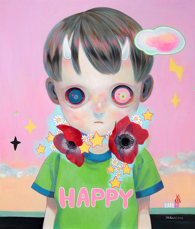 Hikari Shimoda - Children of this Planet 15