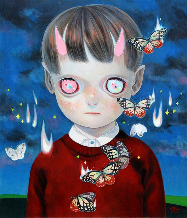 Hikari Shimoda - Children of this Planet 16