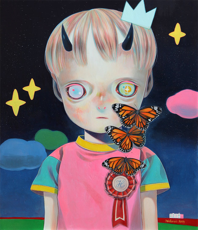 Hikari Shimoda - Children of this Planet 24