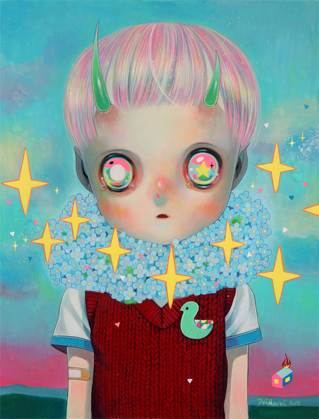 Hikari Shimoda - Children of this Planet 26