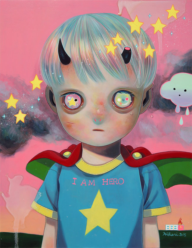 Hikari Shimoda - Children of this Planet 29