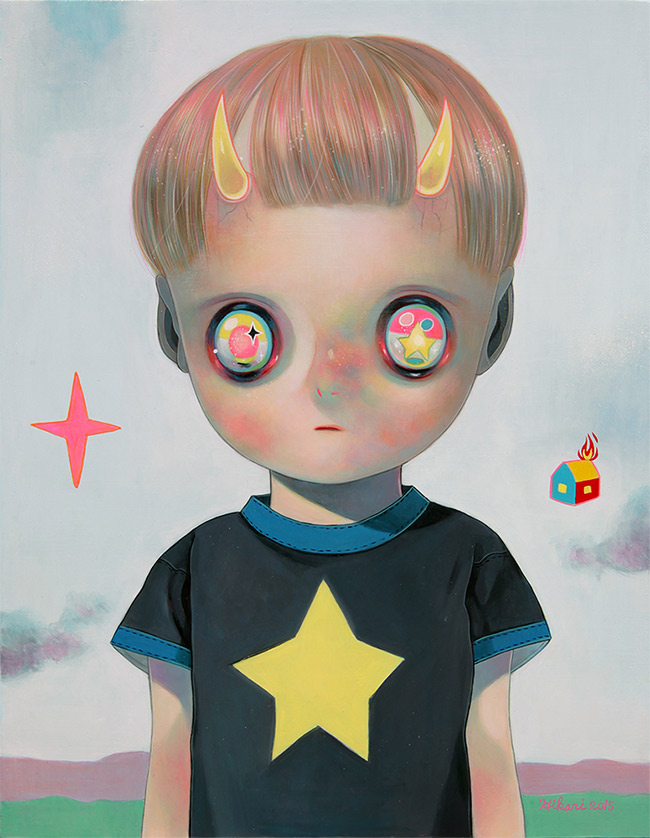 Hikari Shimoda - Children of this Planet 30