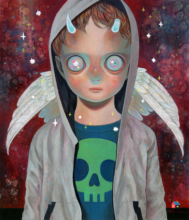 Hikari Shimoda - Death and Angel 2