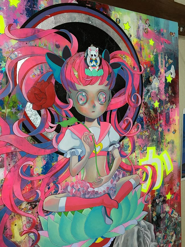 Hikari Shimoda - Work in Progress 4