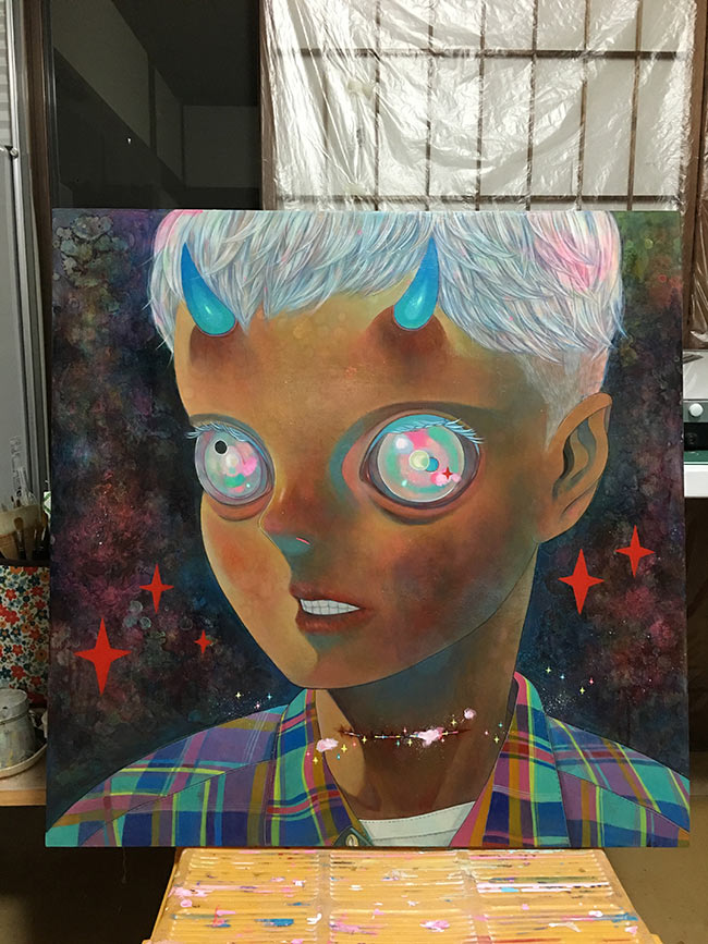 Hikari Shimoda - Work in Progress 5