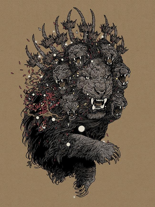 Richey Beckett - Beast of the Apocalypse