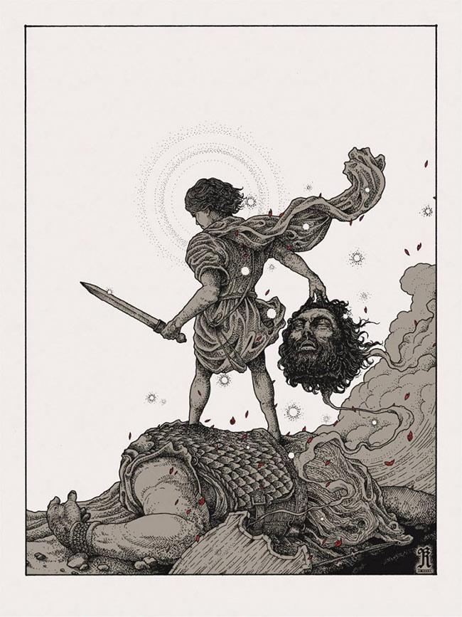 Richey Beckett - Goliath