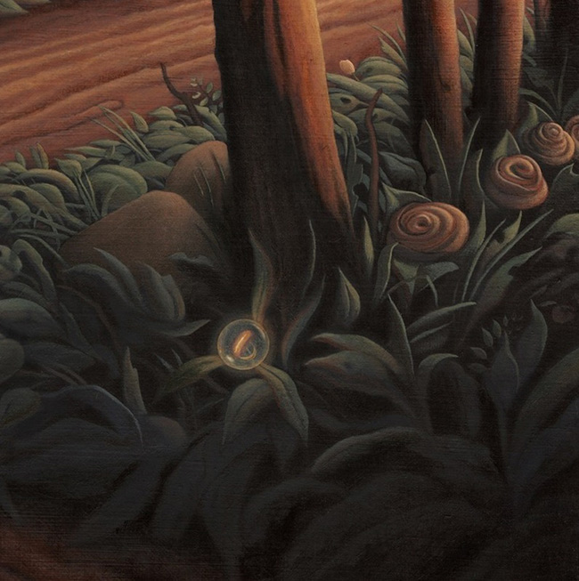 Steve Chmilar - Path (Detail 2)