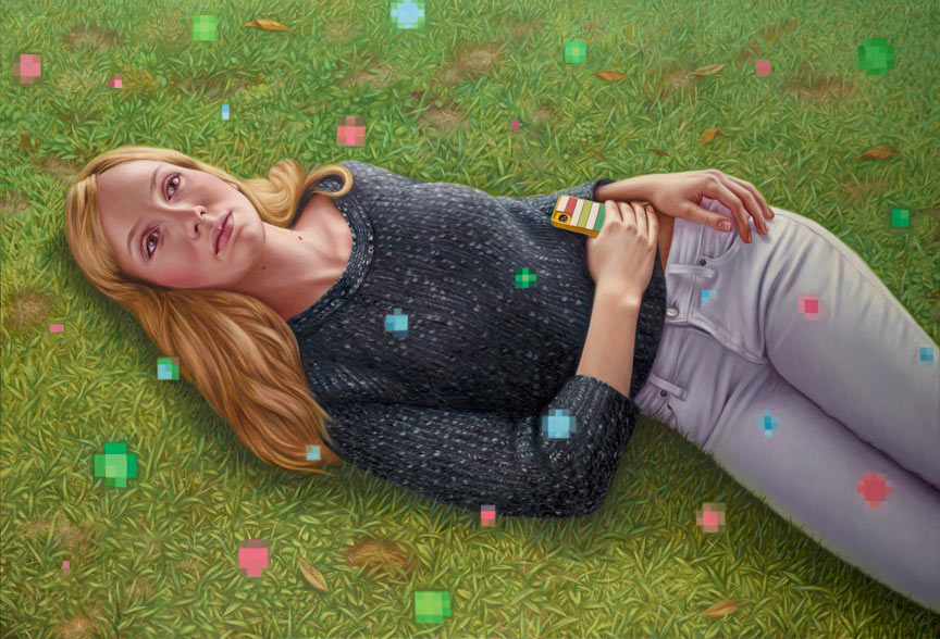 Alex Gross - Daydreamer