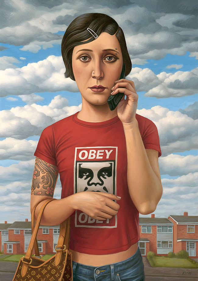 Alex Gross - Obedience