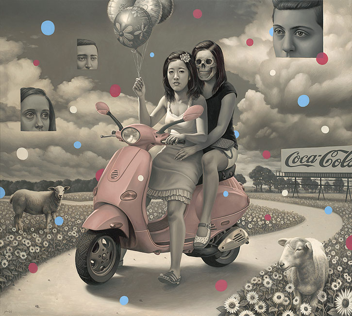 Alex Gross - Premonition