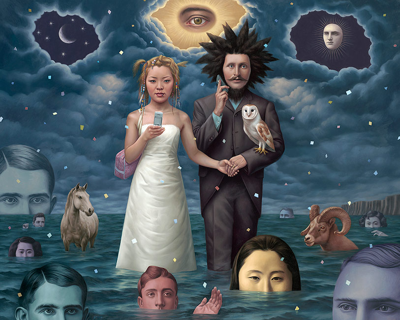 Alex Gross - Signals