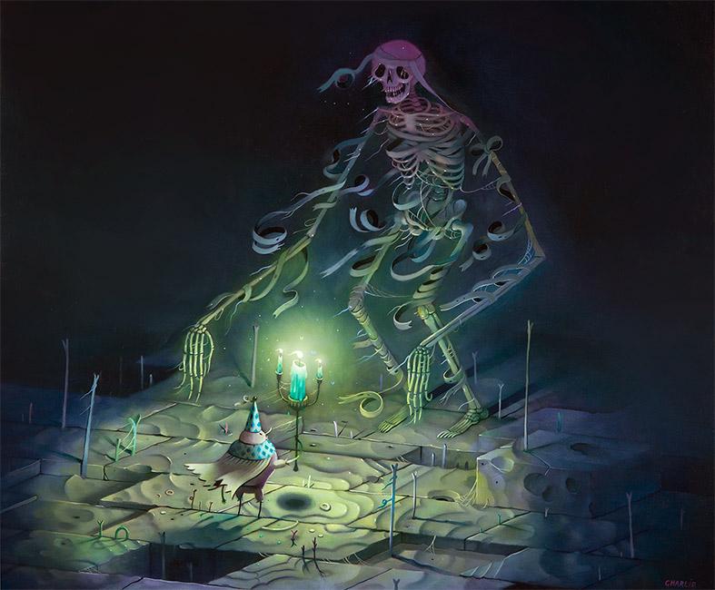 Charlie Immer - Old Bones