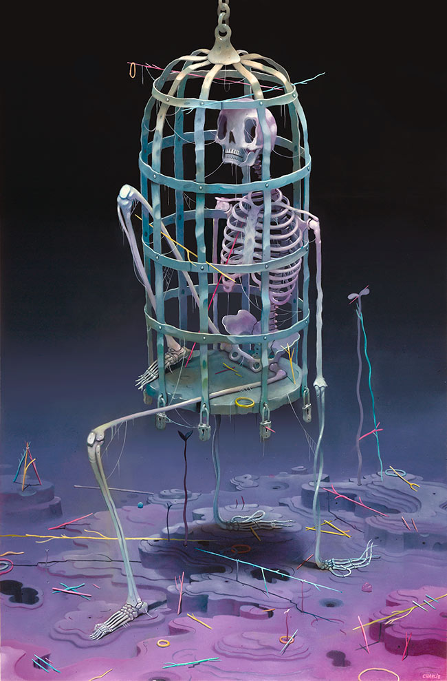Charlie Immer - Sticks & Bones
