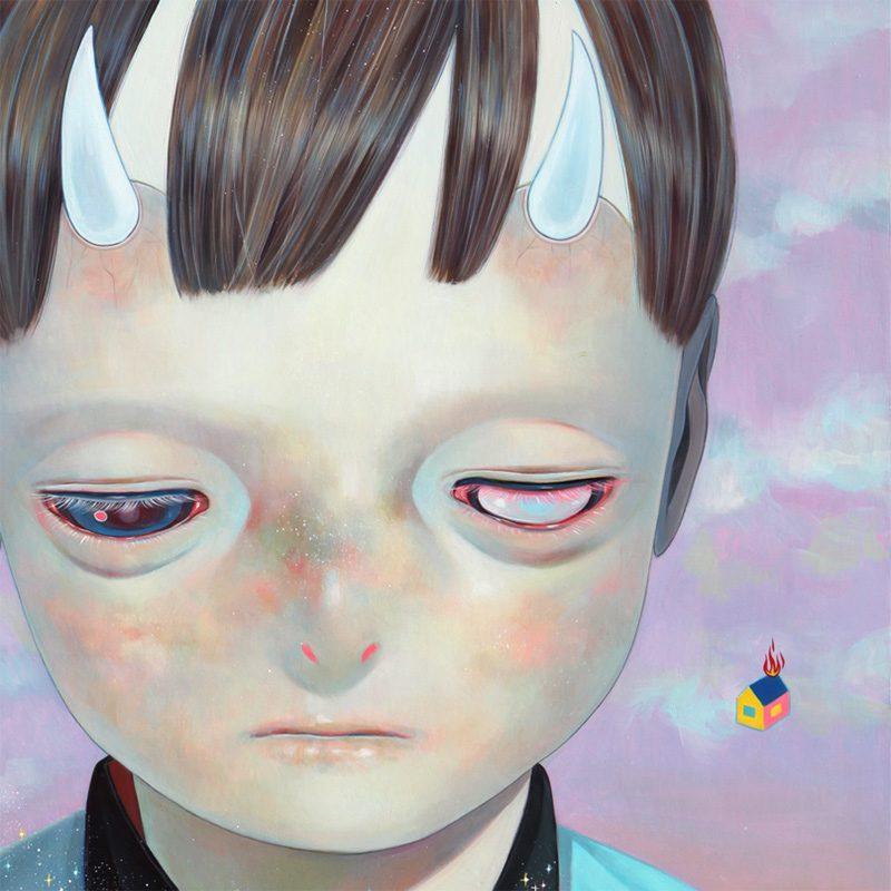Hikari Shimoda - Whereabouts of God #16 (Detail 1)