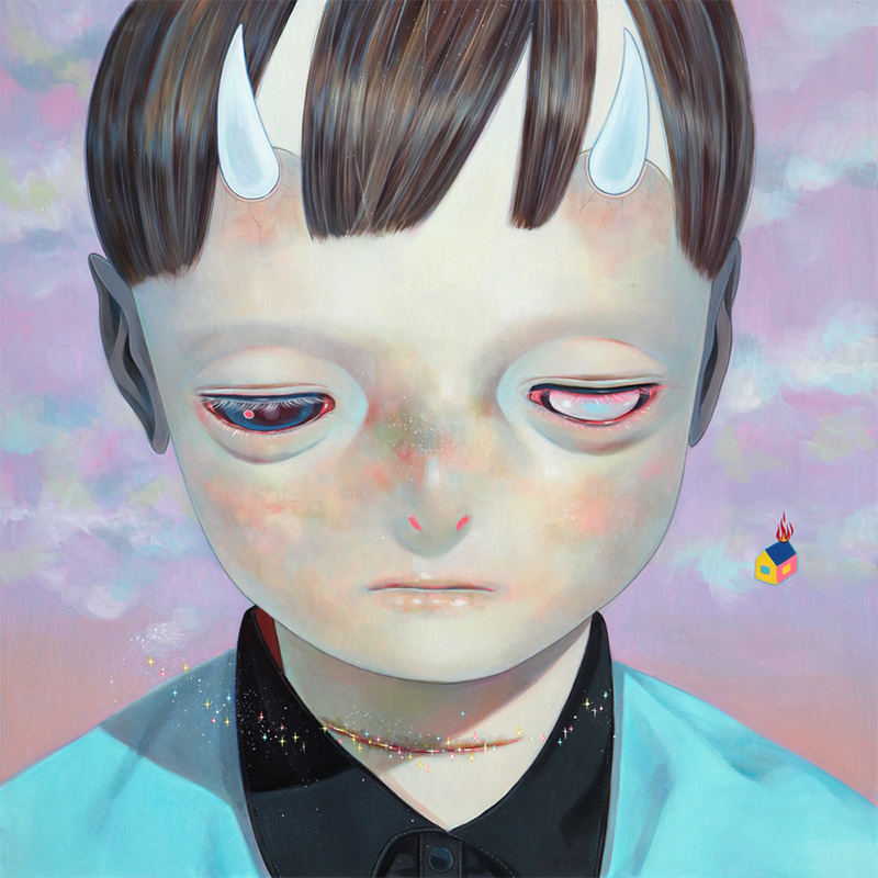 Hikari Shimoda - Whereabouts of God #16