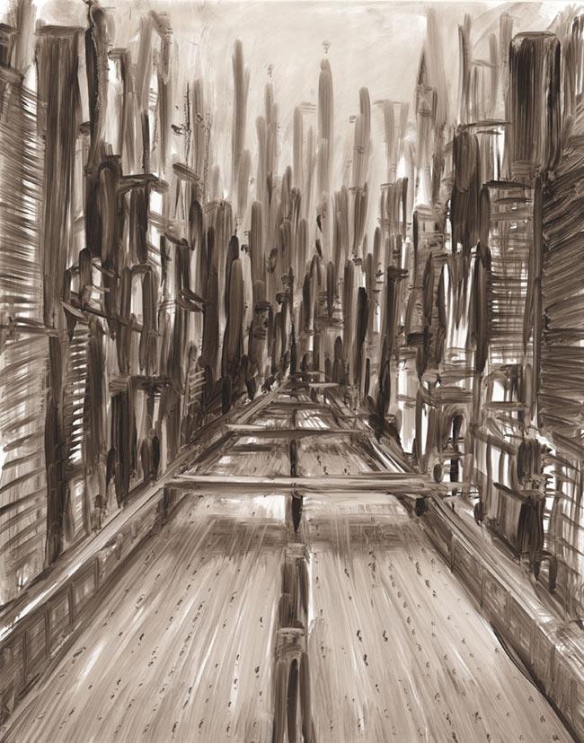 Michael Kerbow - Study