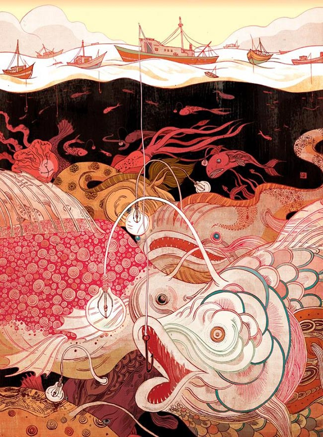 Victo Ngai – The Key of Honesty – Artist Profile