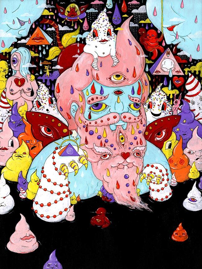 Dima Drjuchin - Candy Pope
