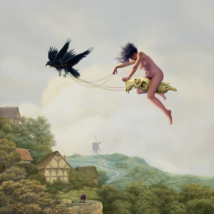 Dan Lydersen - Vliegende