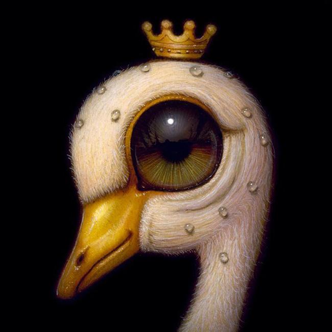 Naoto Hattori - Bird Prince 03