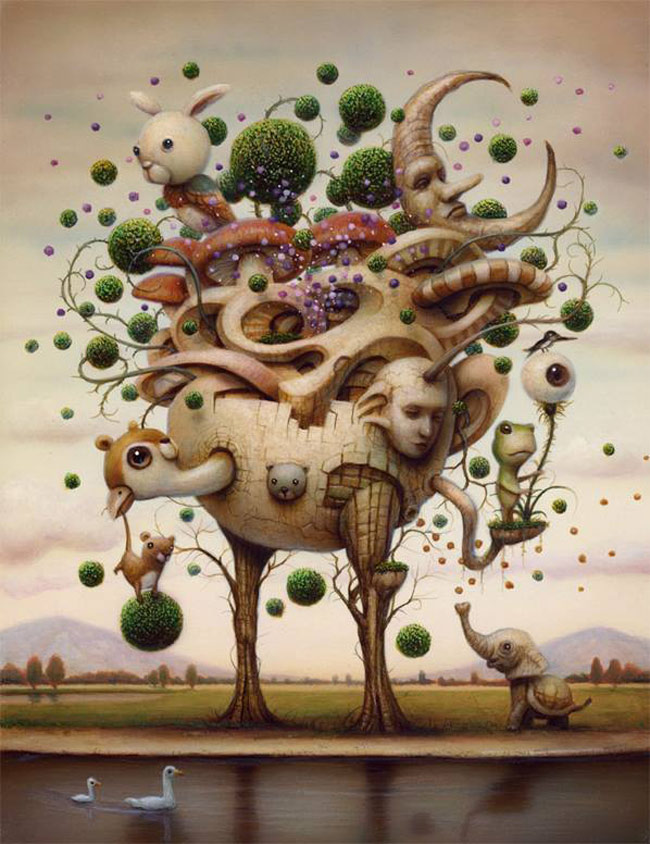 Naoto Hattori - Healing Tree