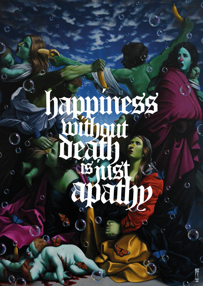 Patrick Henne - Happiness Without Death is Just Apathy