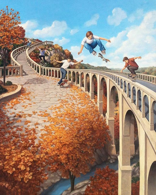 Rob Gonsalves - Big Air