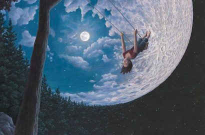 Rob Gonsalves – Magical Transformations – Artist Profile
