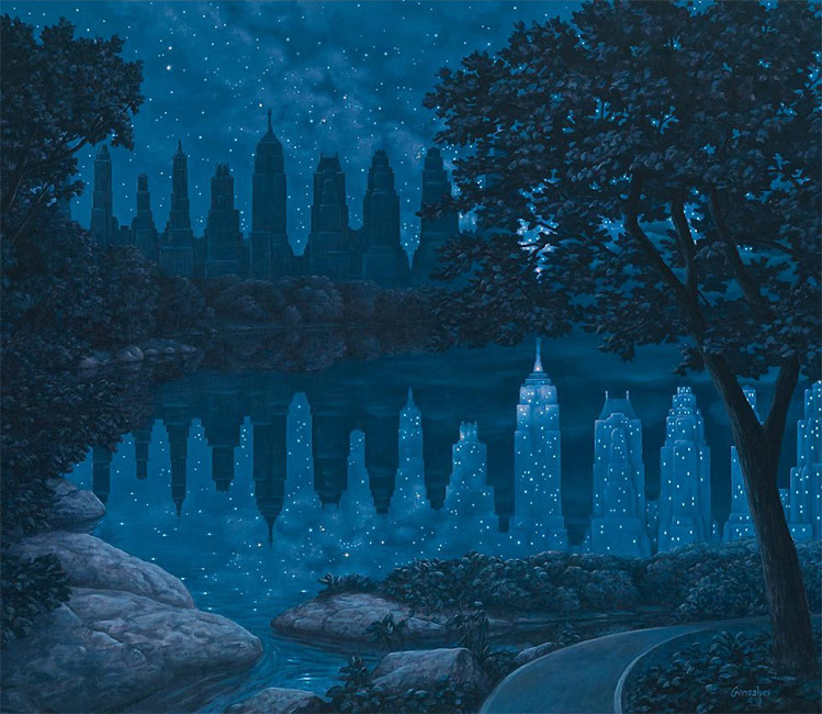 Rob Gonsalves - When the Lights were Out