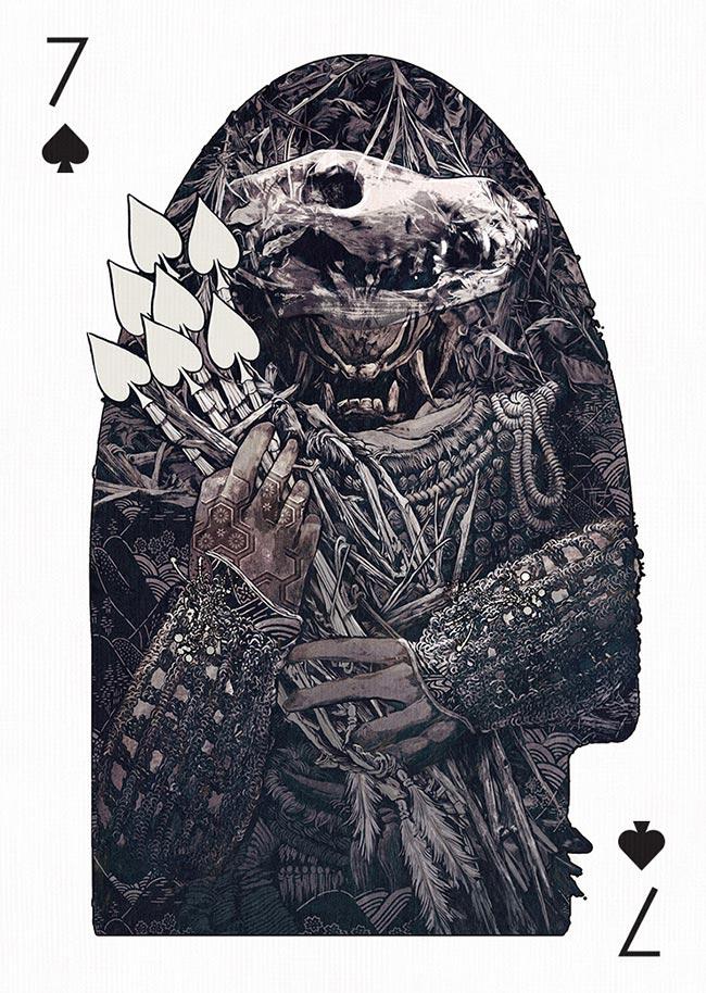 AJ Frena - 7 of Spades