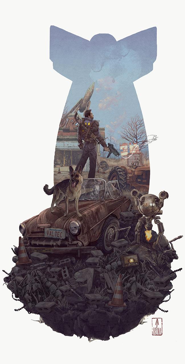 AJ Frena - Fallout 4
