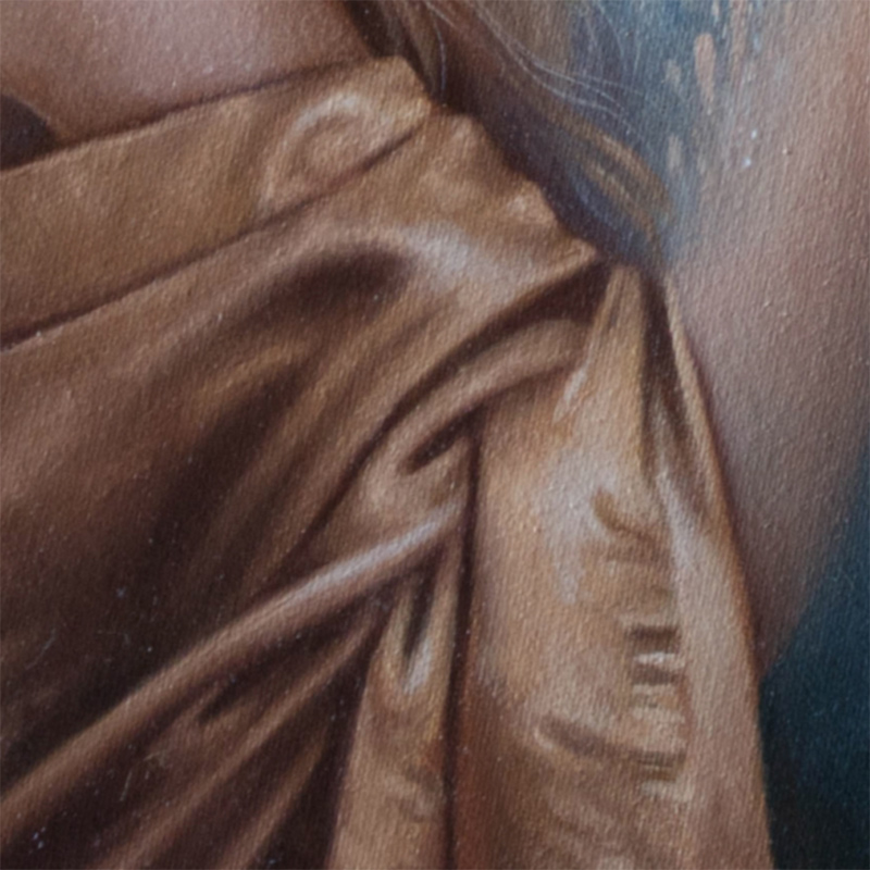Ania Tomicka - The Storm Within (Detail 3)