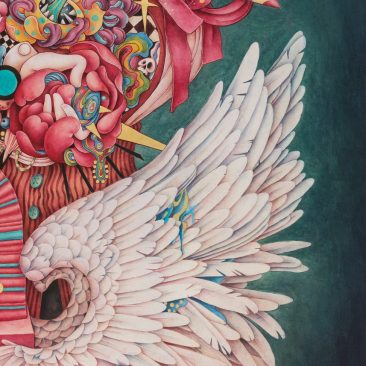 Alice Lin - I Love Unicorn (Detail 2)