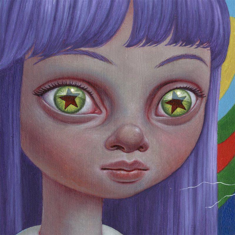 Ana Bagayan - Dreamscape (Detail 1)