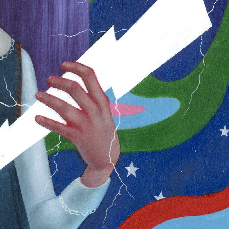 Ana Bagayan - Dreamscape (Detail 2)