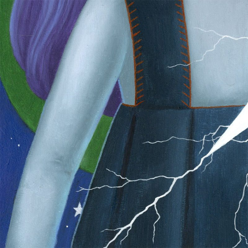 Ana Bagayan - Dreamscape (Detail 3)