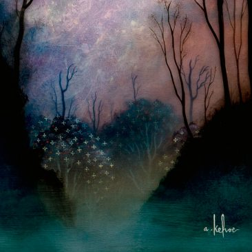 Andy Kehoe - Reminiscing Bygone Intentions (Detail 2)