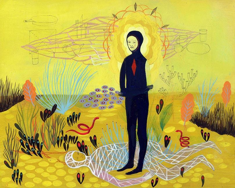 Betsy Walton - Gold