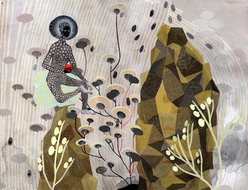 Betsy Walton - Pinnacles