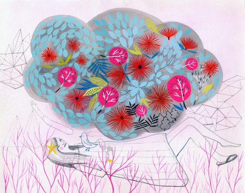 Betsy Walton - Spring Cloud