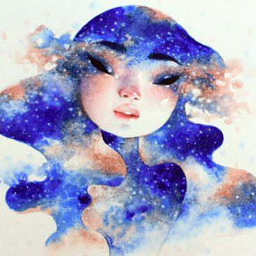 Bao Pham - Galactic Tears (Detail 1)