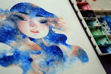 Bao Pham - Galactic Tears (Detail 3)