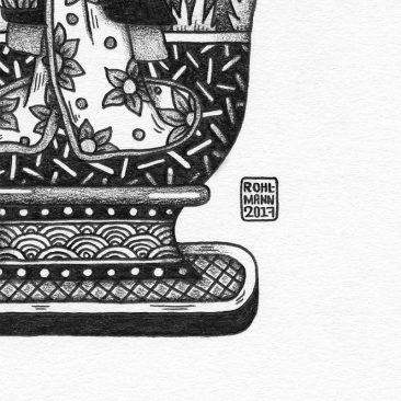 Bene Rohlmann - Till Death (Detail 3)