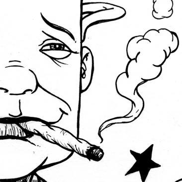 Bob Dob - Get Tall (Detail 2)